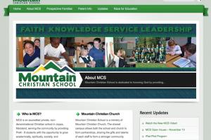 Web | MountainCS.org